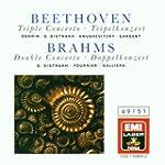 Beethoven Triple Concerto, Brahms Dou...