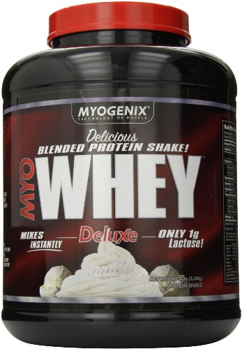 Myo Whey Vanilla 5Lb