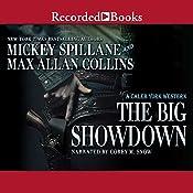 The Big Showdown: A Caleb York Western   Mickey Spillane, Max Allan Collins