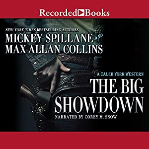 The Big Showdown Audiobook