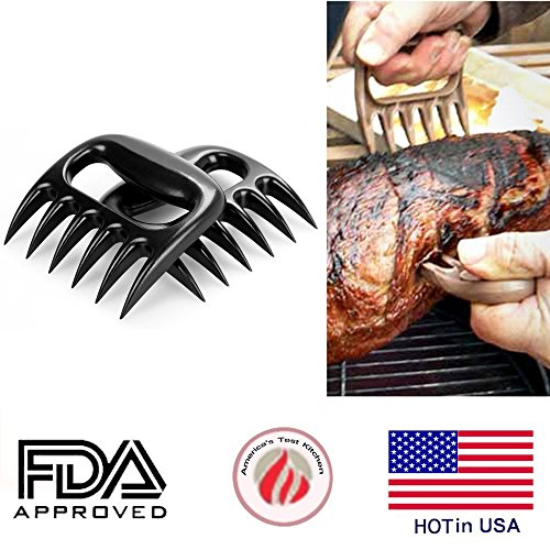 Buy Discount Heat Resistant Meat Claws Meat Handler Forks Pork Claws Meat Shredder, Easily Transfer ...