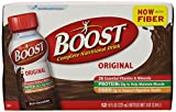 Boost Ready To Drink, Original Rich Chocolate 8 oz,  (Pack of 24)