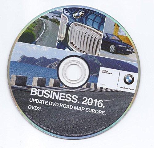 bmw road map update dvd europe business 2016 65 90 409. Black Bedroom Furniture Sets. Home Design Ideas