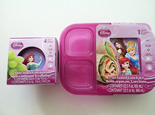 Disneys Princess Bundle of 2 Items