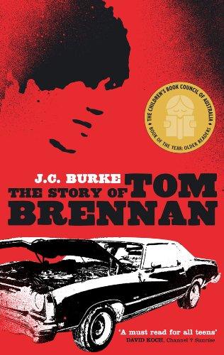 The Story Of Tom Brennan, by J.C. Burke