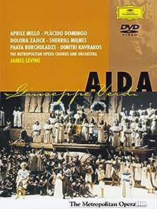 Verdi, Giuseppe - Aida: Amazon.de: Aprile Millo, Plácido Domingo ...