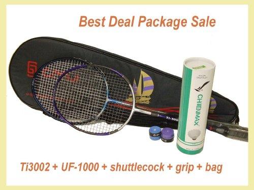Best Deal badminton rackets Player Kit