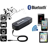 Apple IPhone 6S Plus Compatible CertifiedBluetooth Stereo Adapter Audio Receiver 3.5Mm Music Wireless Hifi Dongle...