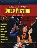 Pulp Fiction (1994) ( Black Mask ) (Blu-Ray)