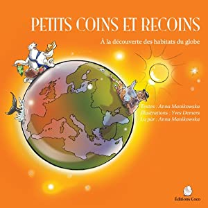 Petits coins et recoins (French Edition) Audiobook