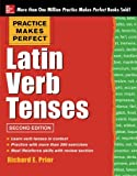 img - for Practice Makes Perfect Latin Verb Tenses, 2nd Edition (Practice Makes Perfect (McGraw-Hill)) book / textbook / text book