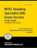 MTEL Reading Specialist  08 Exam