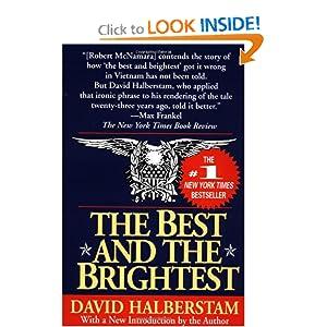 The Best and the Brightest David Halberstam