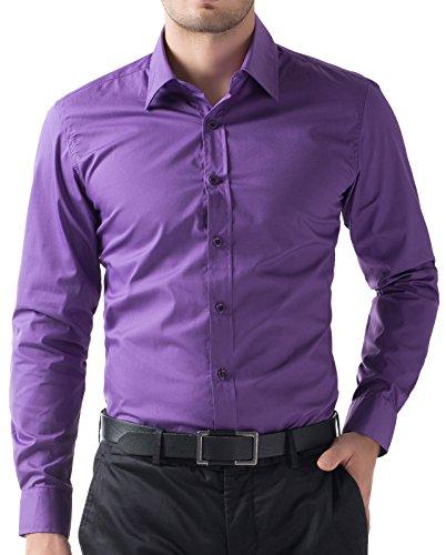 paul-jonesmens-casual-shirt-in-slim-fit-cl5252-xx-large-purple