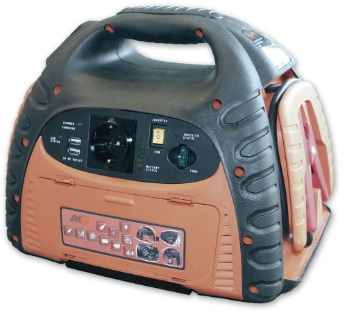 kfz starthilfe stromerzeuger inverter usb betrieb und ladeger t mit 400a starterbatterie. Black Bedroom Furniture Sets. Home Design Ideas