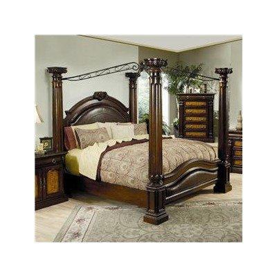 Montecito Canopy Bed