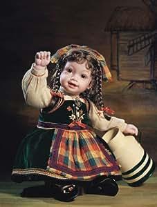 RETIRED RARE Leysa Ukraine Adora 2008 Doll 200 made 105J22590