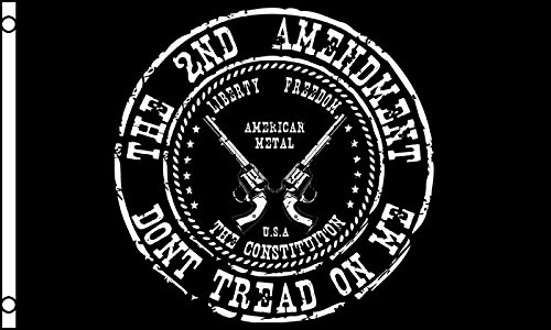 Don'T Tread On The Second Amendment Flag, 3'X5' Gadsden 2Nd