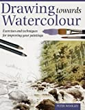 img - for DRAWING TOWARDS WATERCOLOUR by Peter Woolley (2005-03-31) book / textbook / text book