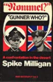 Rommel?: Gunner Who? (0718107330) by Spike Milligan