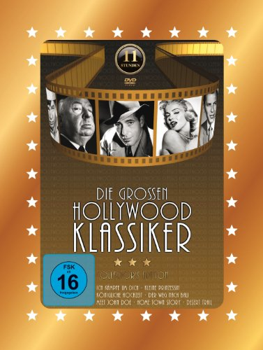 Die großen Hollywood - Klassiker (Metallbox - Edition) [2 DVDs]