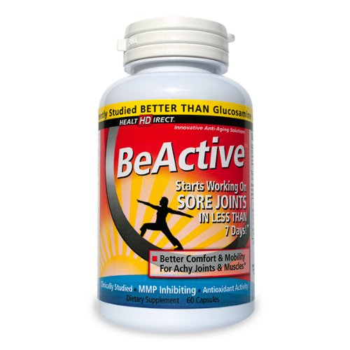 Health Direct - Beactive Joint Support - 60 Capsules