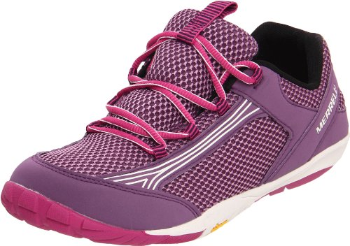 Merrell Flux Glove Wineberry Sports Fitness J96000 4 UK Youth