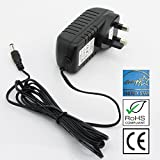 Replacement power supply for 9V PURE Tempus-1XT DAB Radio