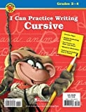 I Can Practice Writing Cursive (0769628583) by Vincent Douglas