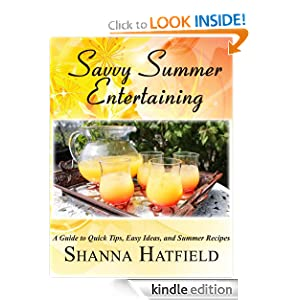 Savvy Summer Entertaining (Savvy Entertaining)