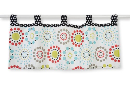 Sumersault Window Valance, Colorburst