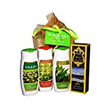 Vaadi Herbals Shiny Hair Gift Pack, 430g