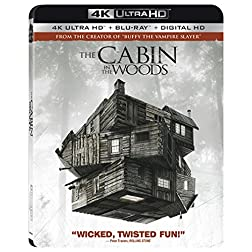 The Cabin in the Woods [4K Ultra HD + Blu-ray]
