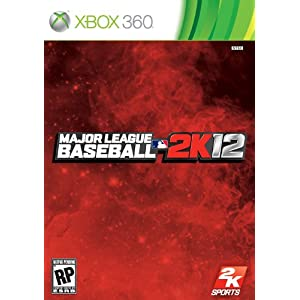 Major League Baseball 2K12 XBox 360 Video Game
