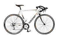 Viking Vuelta, 14 Speed, 700c Wheel Bike, White/Black by Viking