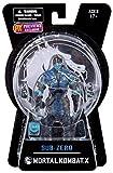 "Mezco Toys Mortal Kombat X: Sub-Zero (Ice Version) 6"" Action Figure"