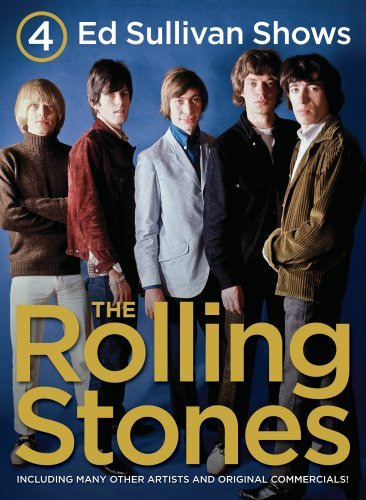 4 Ed Sullivan Shows Starring the Rolling Stones [DVD] [Import]