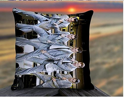 Xusuzhi New Kids On The Block , Pillow Case , Pillow Styles , Design Pillow , Retro Pillow , Sofa Pillow , Bedroom front-774897
