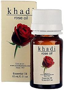 Khadi Rose Oil 15ml/0.51oz