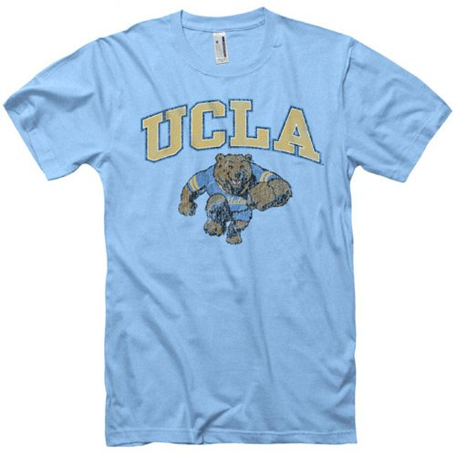 UCLA Bruins Vintage T-Shirt, Officially Licensed L