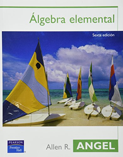 Algebra Elemental (High school) (Spanish Edition)