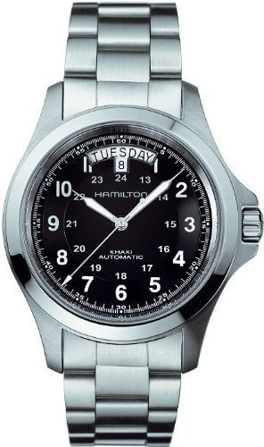 Hamilton H64455133 Khaki King Automatic Mens Watch