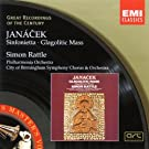 Jan�cek: Sinfonietta & Glagolitic Mass