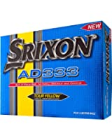 Srixon AD333 Golf Balls - 1 Dozen NEW 2014