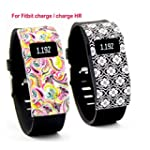 VOMA USA Band Cover for Fitbit Charge...