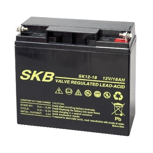 GBC Batterie au PloMB Rechargeable Skb