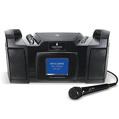 Singing Machine STVG352 Karaoke Machine