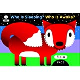 Flip-a Face: Who is Sleeping? Who is Awake?