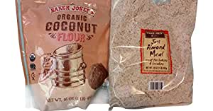 Amazon.com : Trader Joe's Organic Coconut Flour & Almond