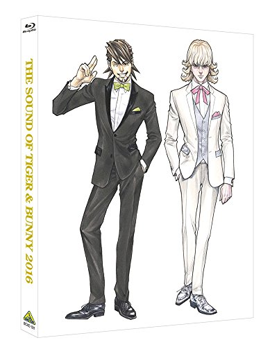 THE SOUND OF TIGER & BUNNY 2016[Blu-ray/ブルーレイ]